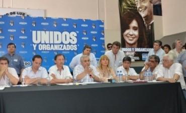 El PJ Corrientes (del sello) Cierra Lista para sus Internas