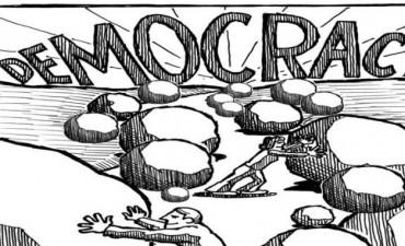 Redención democrática.