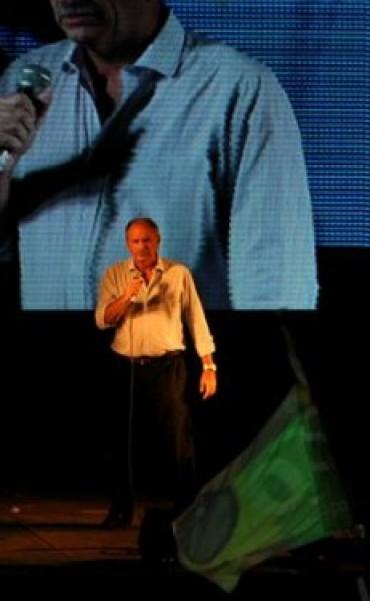 Lanzamiento del Dr. Emilio Lanari como Viceintendente de Corrientes.