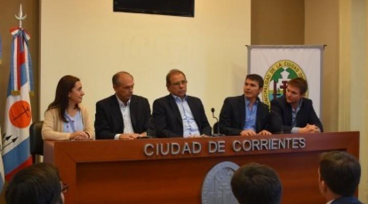 Profundizan proceso de modernización del Estado en Corrientes.