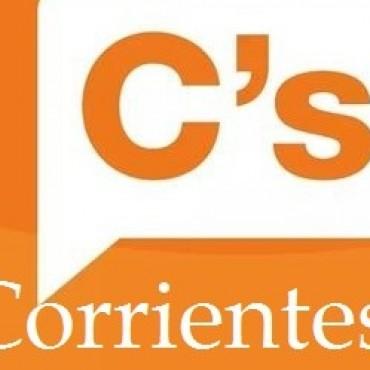 """Manifiesto Político de Ciudadanos Correntinos; """"En defensa de la democracia""""."""
