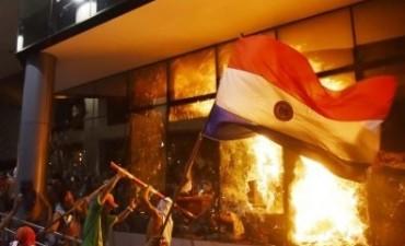 Paraguay nueva víctima de un conflicto de poderes que no representan lo democrático.