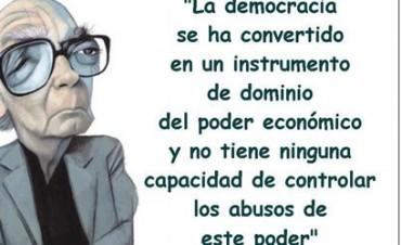 La democracia conceptual.-