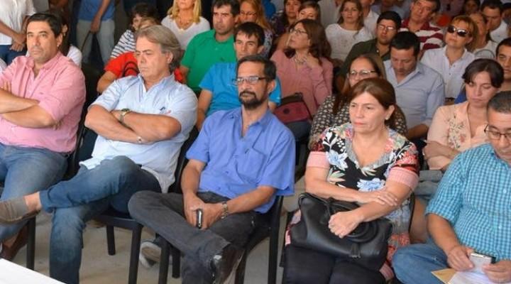 El Diputado Oscar Macías participó de la reunión del Consejo Provincial del PJ.