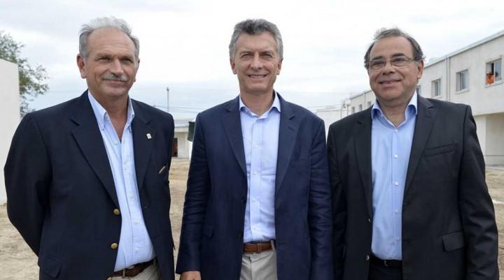 Tassano en Olivos con Macri