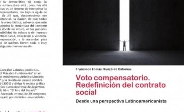 Alto interés internacional despierta la obra de filosofía política de González Cabañas