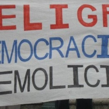 ¿Hasta dónde nos representan nuestros legisladores para tratar reformas electorales o constitucionales sin consultar, ad referéndum a los ciudadanos?