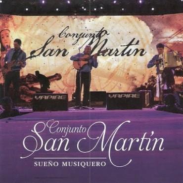 Conjunto San Martin, los sonidos del chamamé nuevo.