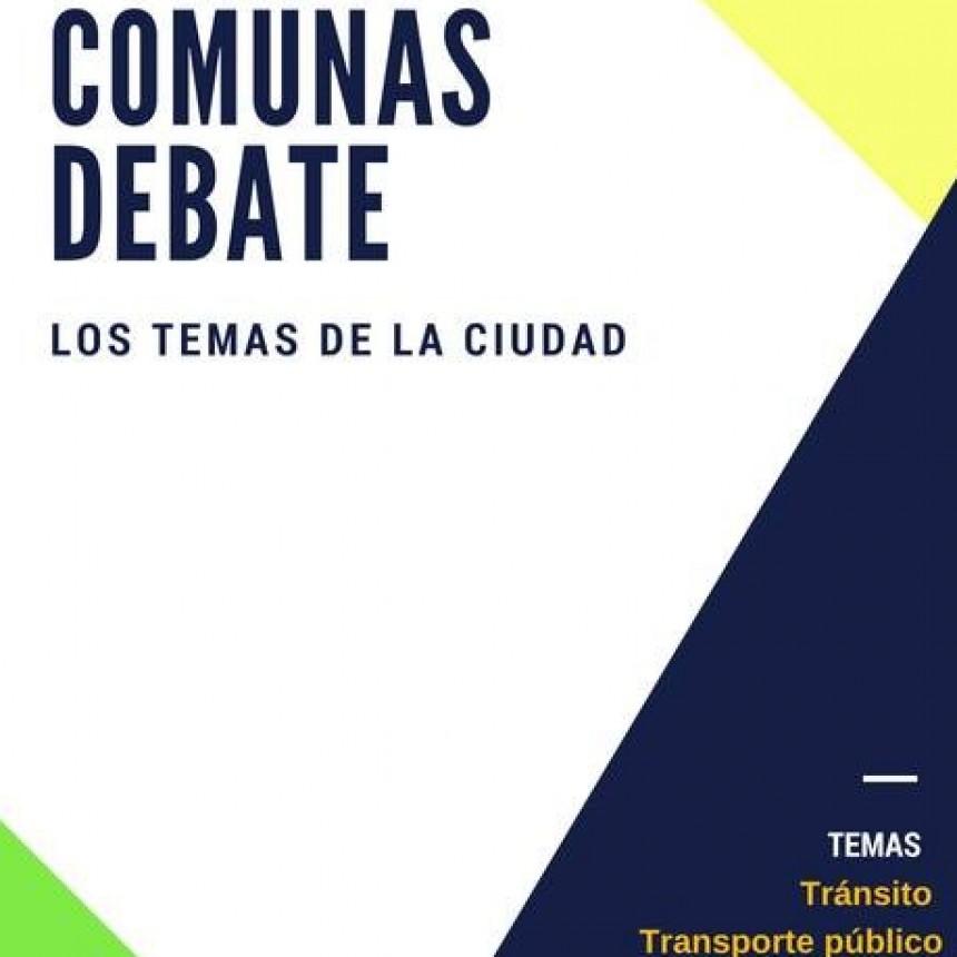 Justo Estoup y José Antonio Romero Brisco los concejales sorteados para el primer debate.