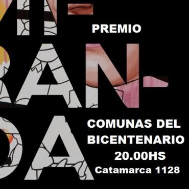 """Se entregan los premios """"Comunas del Bicentenario""""."""