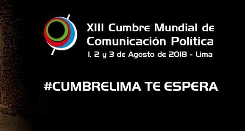 Invitan como ponente a cumbre mundial de comunicación política a ensayista correntino.