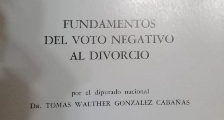 """""""Es ambivalente y difusa la posición de Valdés con respecto al aborto""""."""