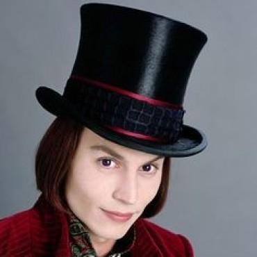 Willy Wonka, el psicoanalista.