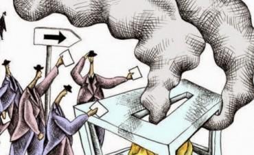 ¿Se puede o no se puede contra el aparato electoral?