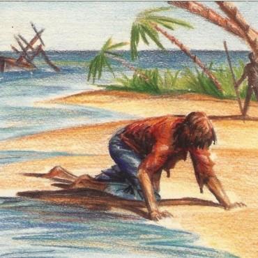 La venganza de Robinson Crusoe y el advenimiento de Wilson.