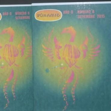 Publican obra de intelectual Correntino en revista de Literatura Peruana.