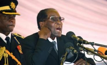 La toma del poder mediante la palabra o una solución para Zimbabue.