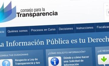 Proyectan Consejo de la transparencia que garantice acceso a la información y la participación ciudadana.
