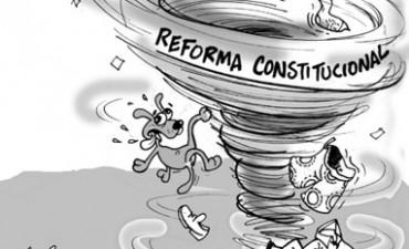 Que la ciudadanía exprese la necesidad o el interés de contar con una reforma constitucional.