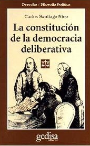 De la Democracia Deliberativa a la Democracia Desiderativa.