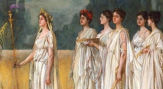 De las mujeres de la asamblea de Aristófanes a las actuales del capitalismo.