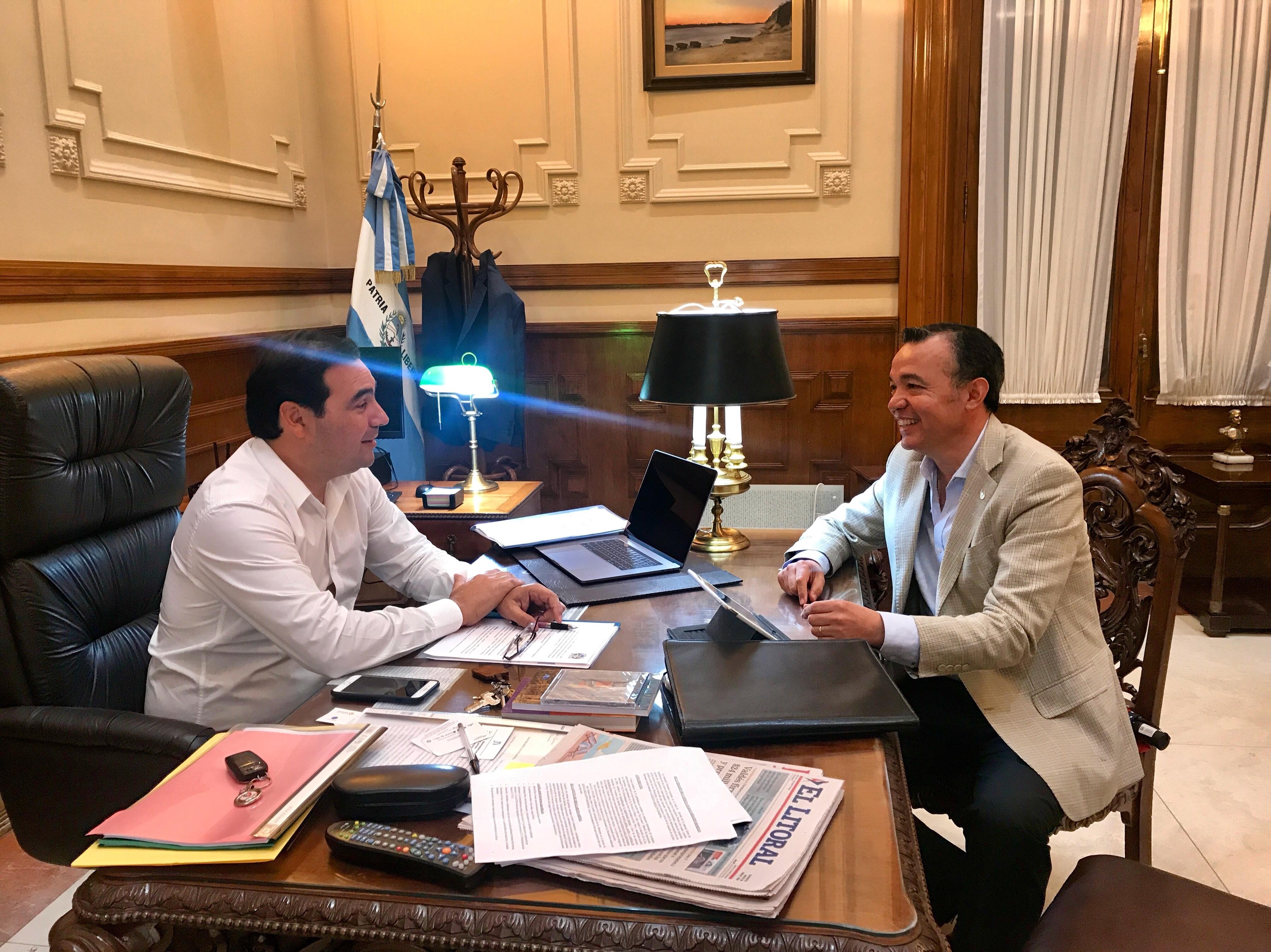Valdés y el peronismo.