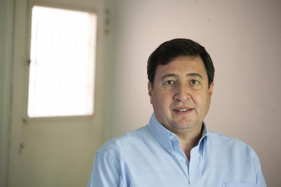 Daniel Arroyo en Chaco