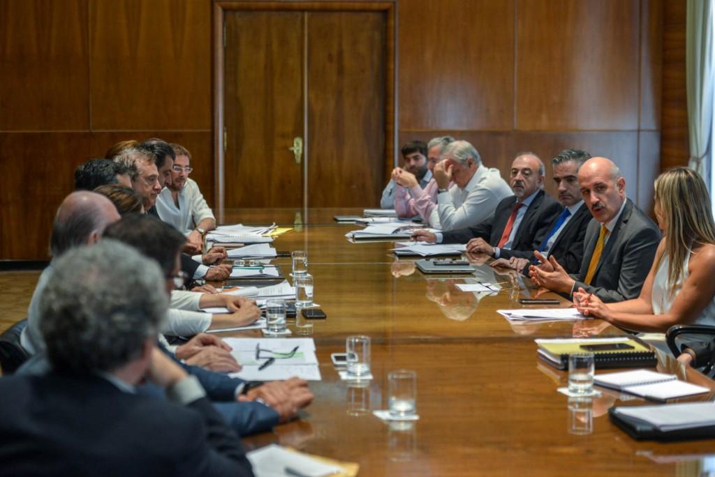 Diálogo por la implementación de la Ley de Solidaridad Social y Reactivación Productiva