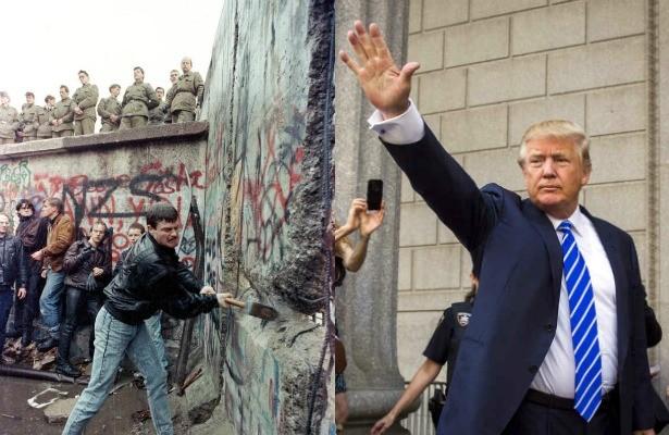 La politocracia o el triunfo político del muro.