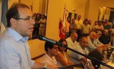 Que el Vice de Tassano no sea peronista es la confirmación del pacto Pj-Renovador-ECO.