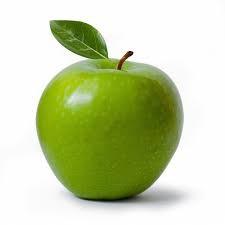 Verde manzana, la señal de la ruptura.