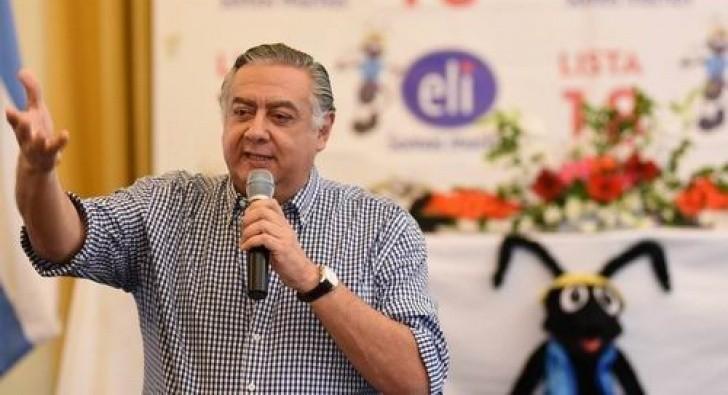 Eli o el sostén político-institucional de Corrientes.