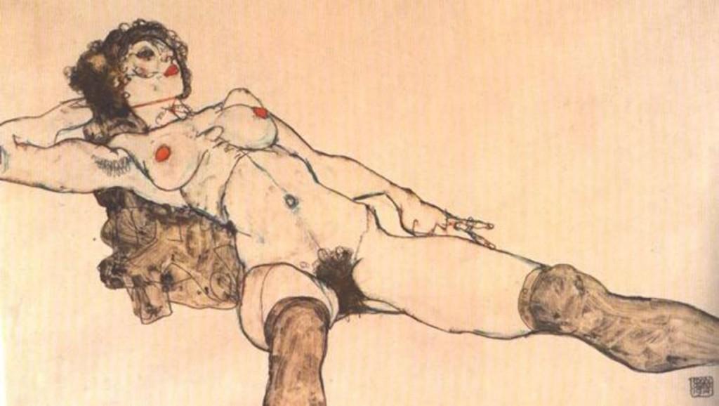 Un desagravio a Egon Schiele, a la mujer y a la democracia.
