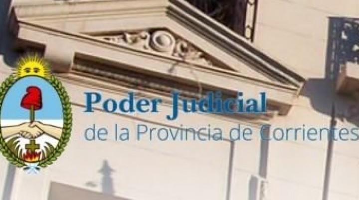 Relevamiento acerca de conocimiento y confiabilidad en la justicia correntina.