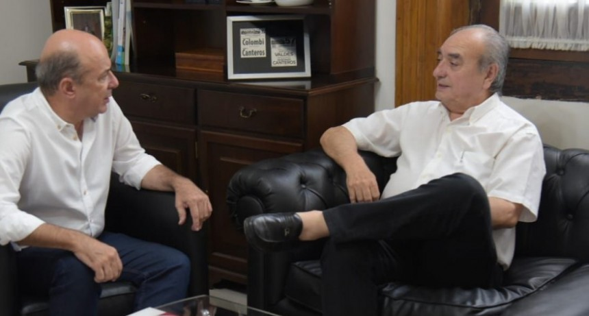 ¿El vicegobernador de ECO candidato a presidente del PJ Corrientes.?