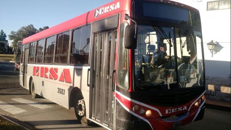 Mañana aumenta el boleto de transporte urbano.