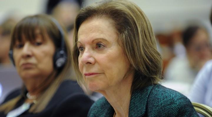 Inés Weinberg la candidata de Macri.