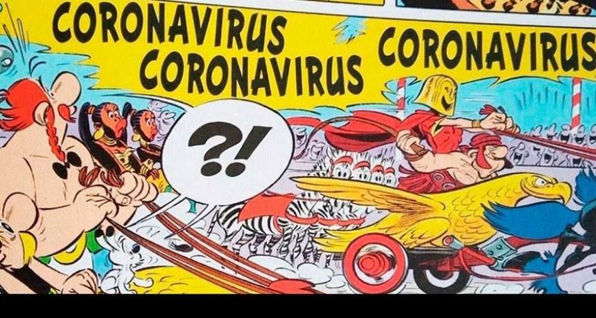 Del alma al cuerpo, el salto del coronavirus que enferma antes de afectar.