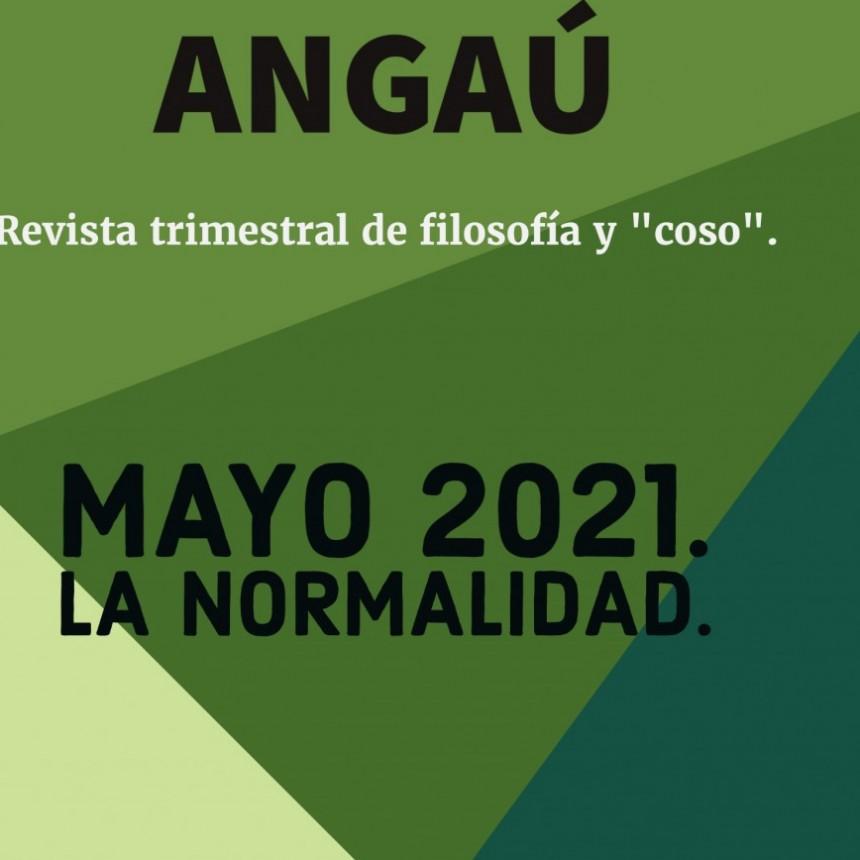"""Lanzan """"Angaú"""" revista de humanidades y filosofía."""