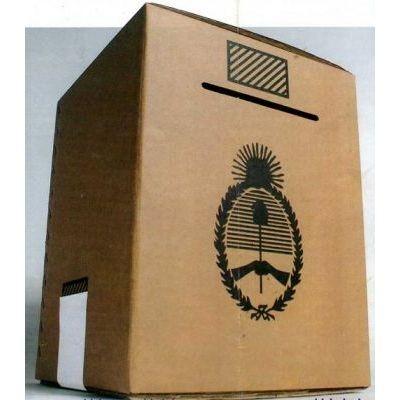 ¿Qué sobre meter en la urna?