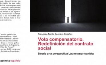 Publican en Europa obra de filosofía política de autor correntino