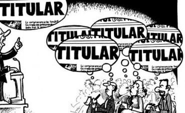 El Periodismo, las elecciones y la Agenda