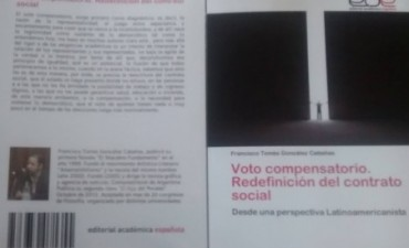 El libro del intelectual correntino editado en Europa ya está en Corrientes