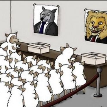 La democracia cuestionada.-