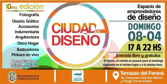 La 10º edición de Ciudad de Diseño