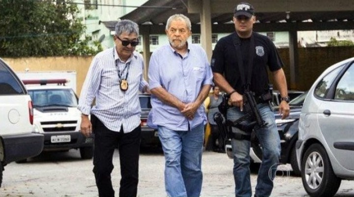 Lula. 12 años de encierro por corrupción.