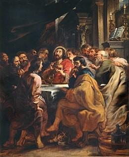 El gobernante como el Judas Iscariote del pueblo.