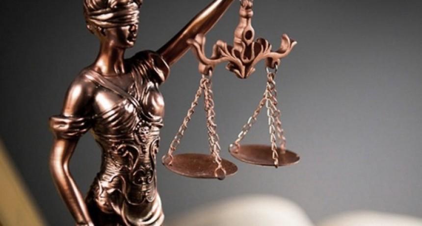 Pedido de reestablecimiento del servicio de justicia.