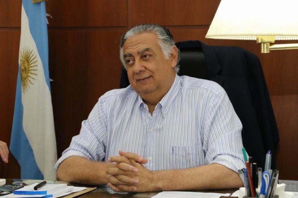 """Cassani sondeado por el """"albertismo"""" para encabezar alianza y fórmula con el PJ."""