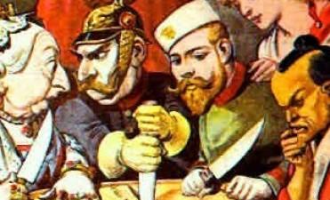 """""""Del imperialismo académico-intelectual europeo  nadie habla"""""""